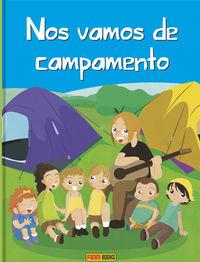 NOS VAMOS DE CAMPAMENTO - CUENTOS INFANTILES