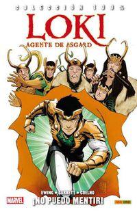 loki agente de asgard 2 - no puedo mentir - Al Ewing / Jorge Coelho