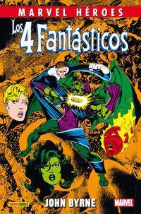 4 fantasticos, los 4 - John Byrne