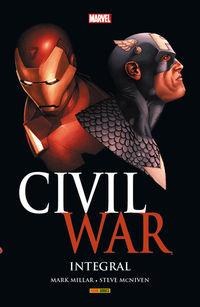 Civil War - Brian Bendis