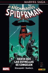 marvel saga 6 - asombroso spiderman 2 - hasta que las estrellas se congelen - J. Michael Straczynski / John Romita
