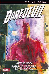 marvel saga 9 - daredevil 4 - actuando para la camara - Bob Gale / Phil Winslade / [ET AL. ]