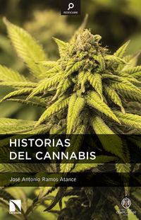 historias del cannabis - Jose Antonio Ramos Atance