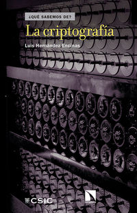 La criptografia - Luis Hernandez Encinas