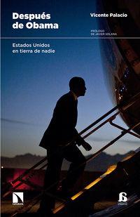 Despues De Obama - Vicente Palacio Oteyza