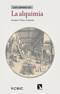 La alquimia - Joaquin Perez Pariente