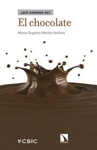 El chocolate - Maria Angeles Martin Arribas