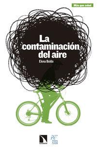 La contaminacion del aire - Elena Boldo Pascua