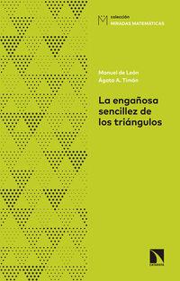 La engañosa sencillez de los triangulos - Manuel De Leon Rodriguez