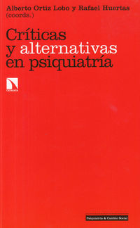 CRITICAS Y ALTERNATIVAS EN PSIQUIATRIA