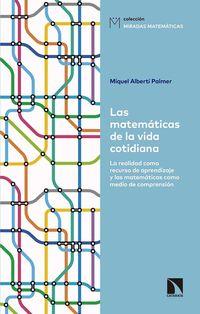 Las matematicas de la vida cotidiana - Miquel Alberti Palmer
