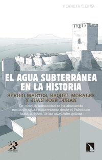 AGUA SUBTERRANEA EN LA HISTORIA, EL