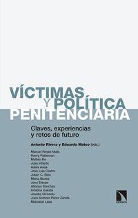 VICTIMAS Y POLITICA PENITENCIARIA