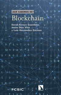 Blockchain - David Arroyo Guardeño