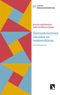 Demostraciones Visuales En Matematicas - Ana Carvajal Sanchez