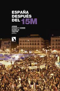 ESPAÑA DESPUES DEL 15M
