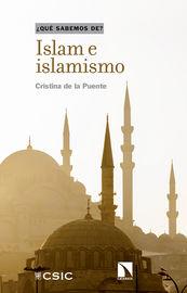 Islam E Islamismo - Cristina De La Puente Gonzalez