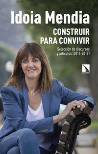 CONSTRUIR PARA CONVIVIR