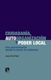 Ciudadania, Autoorganizacion Y Poder Local - Josep Pont Vidal