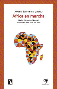 Africa En Marcha - Antonio Santamaria Coord
