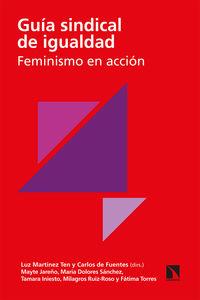 GUIA SINDICAL DE IGUALDAD - FEMINISMO EN ACCION