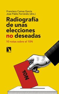 Radiografia De Unas Elecciones No Deseadas - Francisco Camas Garcia