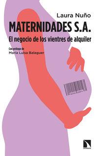 MATERNIDADES S. A. - EL NEGOCIO DE LOS VIENTRES DE ALQUILER