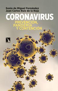 Coronavirus - Sonia De Miguel Fernandez / Juan Carlos Ruiz De La Roja
