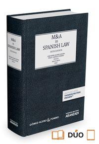 MA IN SPAIN (DUO) (VERSION INGLESA LIBRO GOMEZ ACEBO POMBO)