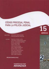 Codigo Procesal Penal Para La Policia Judicial (express)  (+proview) - Jose Vicente  Gimeno Sendra  /  A. Nicolas  Marchal Escalona