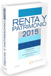 Renta Y Patrimonio 2015 (duo) - Jose Antonio Marco Sanjuan / Jesus Badas Cerezo
