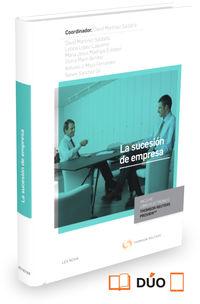Sucesion De Empresa, La (duo) - Gloria Marin Benitez / David Martinez Saldaña / [ET AL. ]