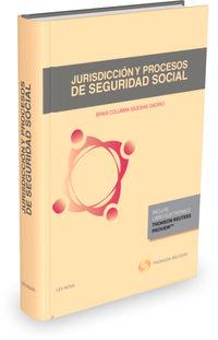 Jurisdiccion Y Procesos De Seguridad Social (duo) - Brais Columba Iglesias Osorio