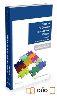 (4 Ed)  Sistema De Derecho Internacional Publico (duo) - Paz Andres Saenz De Santamaria