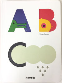 Abc-Book - Xavier Deneux