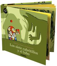 SIETE CABRITILLOS Y EL LOBO, LOS