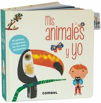 Mis Animales Y Yo - Marie Odile Fordacq / Peggy Nille (il. )