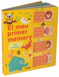 ANIMALS, ELLS - EL MEU PRIMER MEMORY