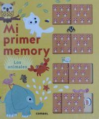 ANIMALES, LOS - MI PRIMER MEMORY