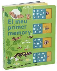 MEU PRIMER MEMORY, EL - LES BESTIOLES