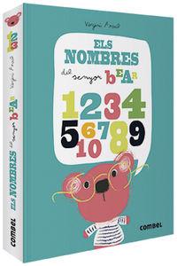 NOMBRES DEL SENYOR BEAR, ELS