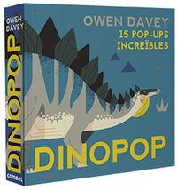 DINOPOP - 15 POP-UPS INCREIBLES