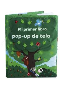 MI PRIMER LIBRO POP-UP DE TELA