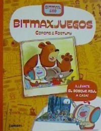 bitmaxjuegos - Jaume Copons / Liliana Fortuny (il. )