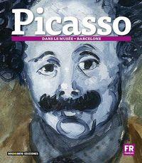 PICASSO - EN EL MUSEO BARCELONA - FRANCES