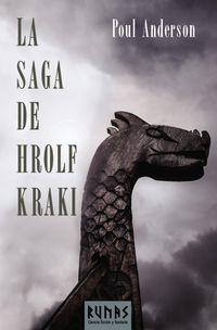 La saga de hrolf kraki - Poul Anderson