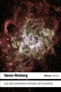 Los tres primeros minutos del universo - Steven Weinberg