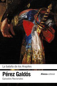 La batalla de los arapiles - Benito Perez Galdos