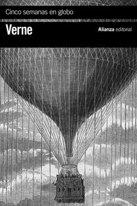 Cinco Semanas En Globo - Viaje De Descubrimientos En Africa Por Tres Ingleses - Jules Verne