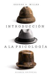 Introduccion A La Psicologia - George A. Miller